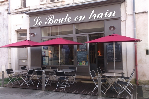 Le Boute en Train Restaurant La Rochelle 17000