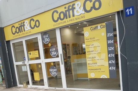 Coif and Co Coiffeur La Rochelle 17